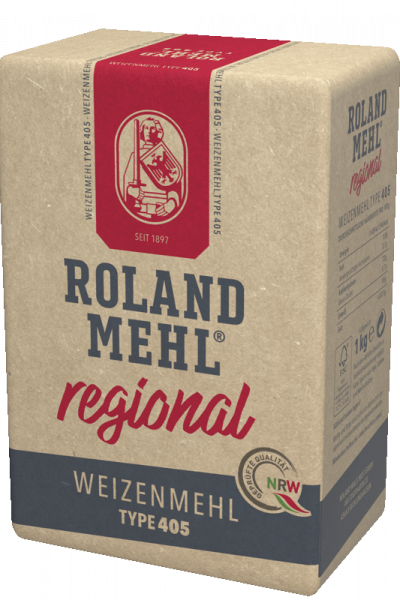 Weizenmehl regional Type 405